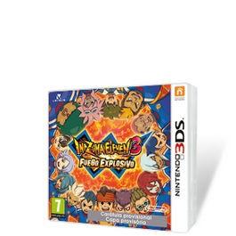 3DS INAZUMA ELEVEN 3 FUEGO EXPLOSIVO