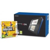 2DS CONSOLA ROJO + NEW SMS2