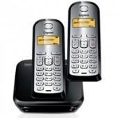 TELEFONO INALAMBRICO SIEMENS DECT GIGASET AS290 DUO M/L